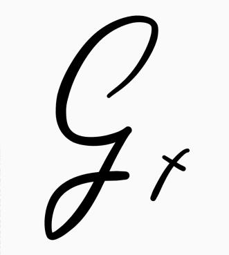 g signiture