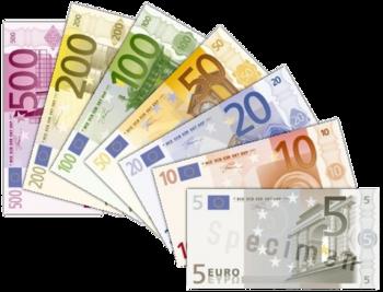 350px-Euro_banknotes
